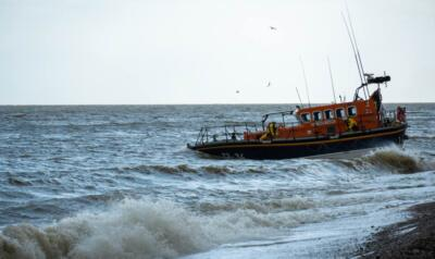 070a Lifeboat going out on a Rescue Mission16