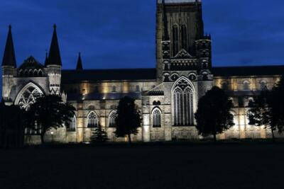 "Derek Cook ""Durham Cathedral"""